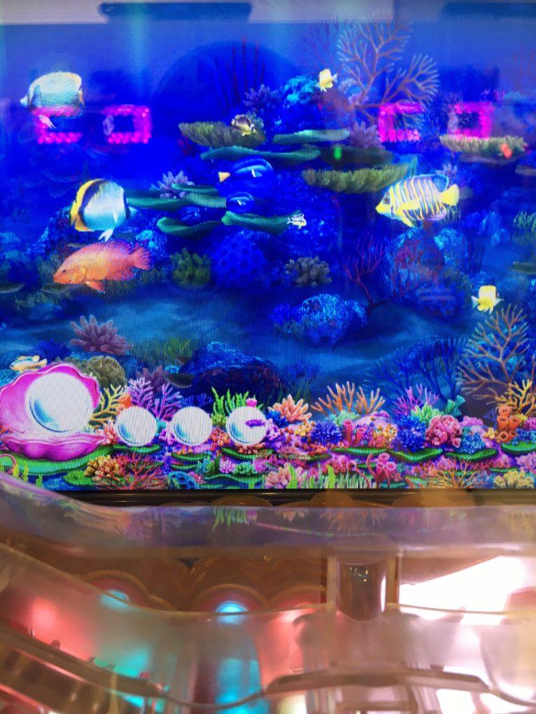 【海物語 IN JAPAN 319バージョン】小魚保留